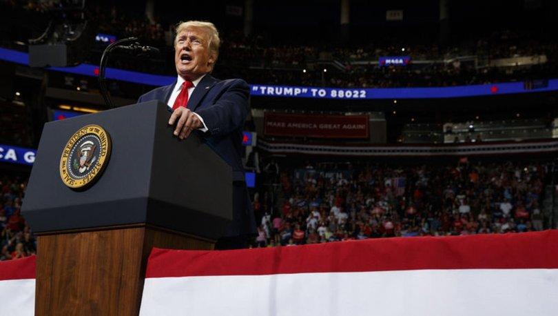 ABD Başkanı Trump ikinci dönemi için seçim kampanyasını başlattı