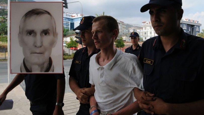 Ukraynalı turist, babasını feci şekilde öldürdü