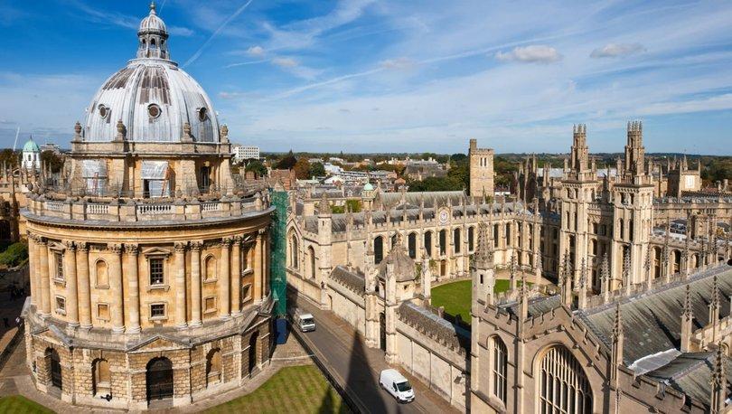 Blackstone CEO'su Oxford'a 188 milyon dolarlık bağış yaptı