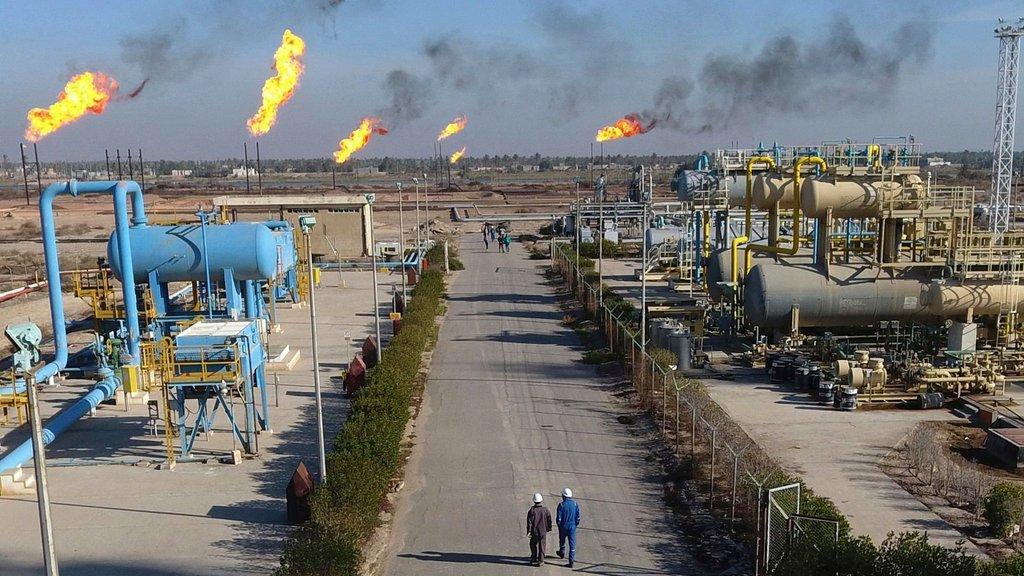 Petrolde Irak sürprizi