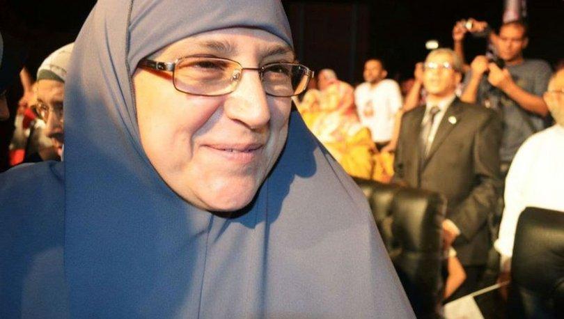 Muhammed Mursi'nin eşinin vefat haberi yalanlandı