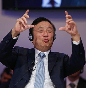 Huawei Kurucu ve CEO