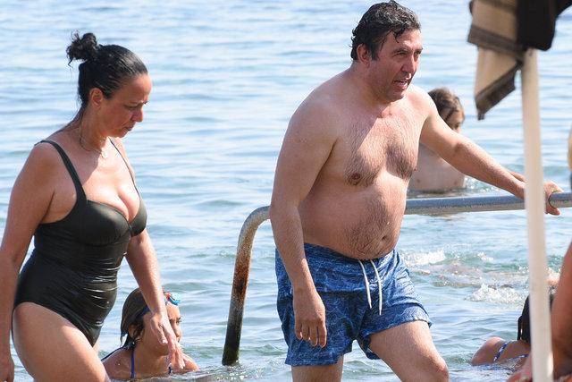 Emre Kınay sevgilisi ile Bodrum'da - Magazin haberleri