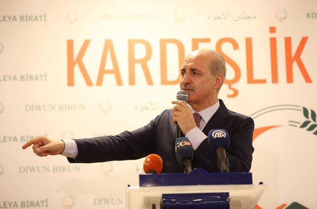 """""""Türkiye'yi paramparça etmek isteyenler avuçlarını yalayacaklar"""""""
