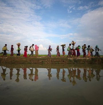'70 milyondan fazla insan yerlerinden edildi'