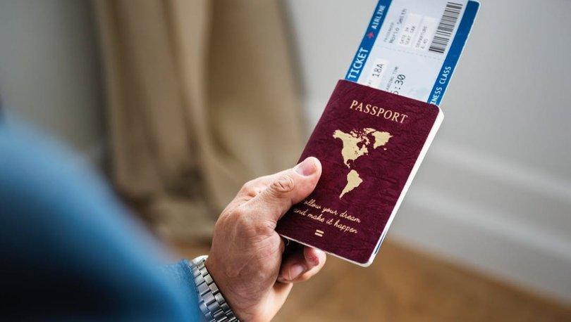 Türkiye'den 'Schengen' vizesine başvuranların oranı yüzde 10 düştü