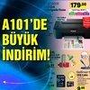 A101 20 Haziran aktüel indirimli ürünleri