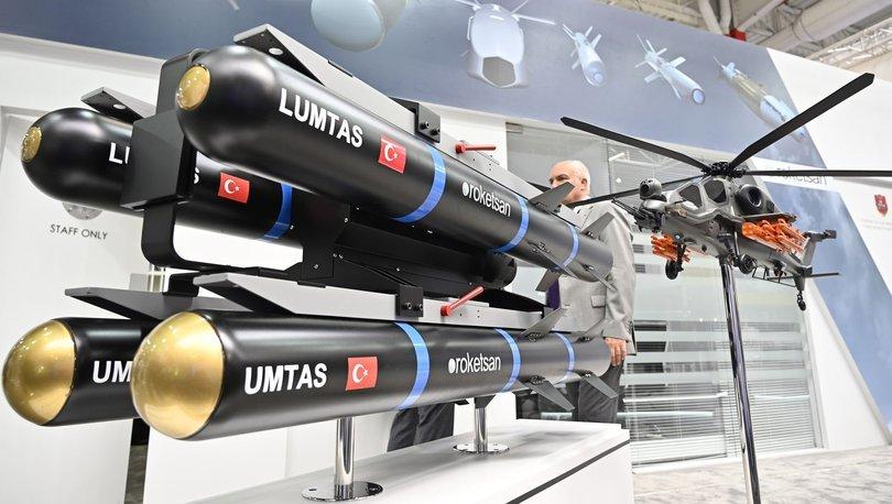 Roketsan'ın mikro uydu fırlatma aracı ilk kez yurt dışında tanıtıldı