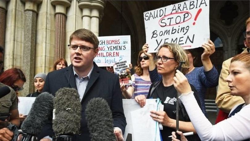 İngiltere Mahkemesi: Suudi Arabistan'a silah satışı yasalara aykırı