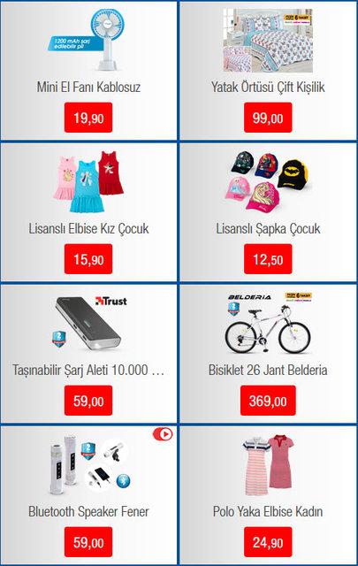 BİM 21 Haziran Aktüel ürünleri bugün satışta! BİM'de bu hafta hangi ürünler indirimli olacak? İşte tam liste