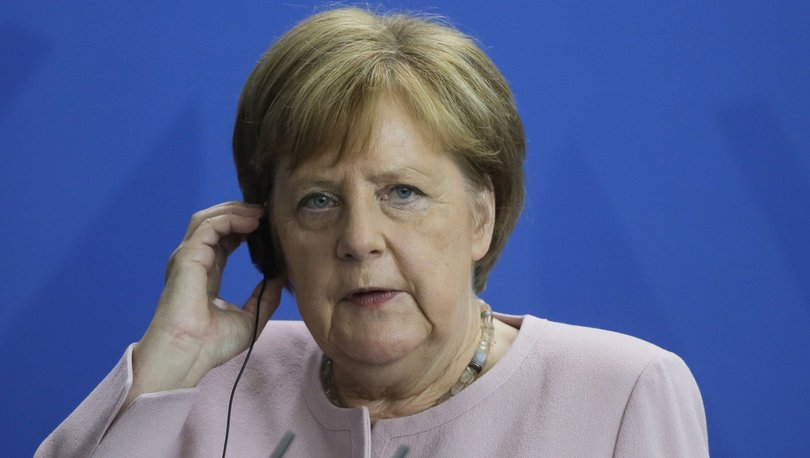 Merkel'in bağımsız Kürt devleti açıklamasına yanıt!
