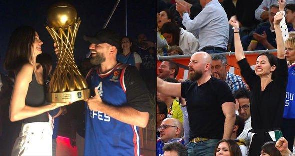 Şampiyonluğu kutladılar...