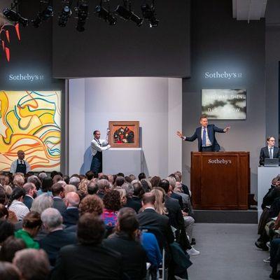 Sotheby's satışı ve sanat dünyasına etkileri