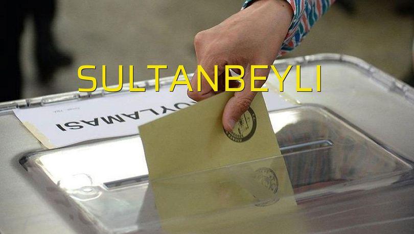 Sultanbeyli seçim sonuçları 2019! İstanbul Sultanbeyli ilçesinde hangi aday önde? 23 Haziran seçim sonuçları