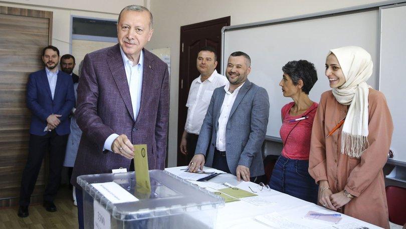 Son dakika haber! Cumhurbaşkanı Erdoğan'dan son dakika seçim açıklaması