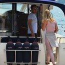 Tekneyle Bebek'e...