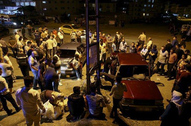 Ankara'da iki otomobil çarpıştı: 8 yaralı