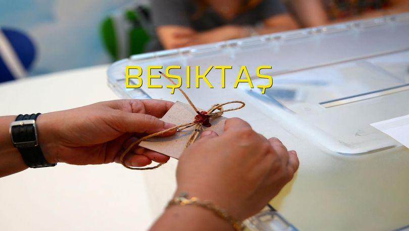 Beşiktaş seçim sonuçları 2019! İstanbul Beşiktaş ilçesinde en çok oyu Ekrem İmamoğlu mu, Binali Yıldırım mı aldı?