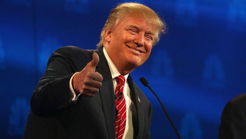 Trump: ABD, geleceğe yönelik sınırsız yukarı yönlü beklentiyle harika gidiyor