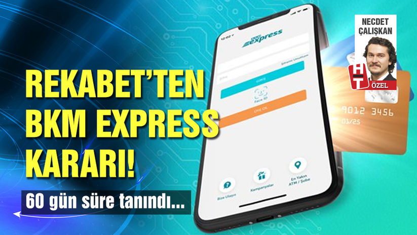 Rekabet Kurumu'dan BKM Express kararı!