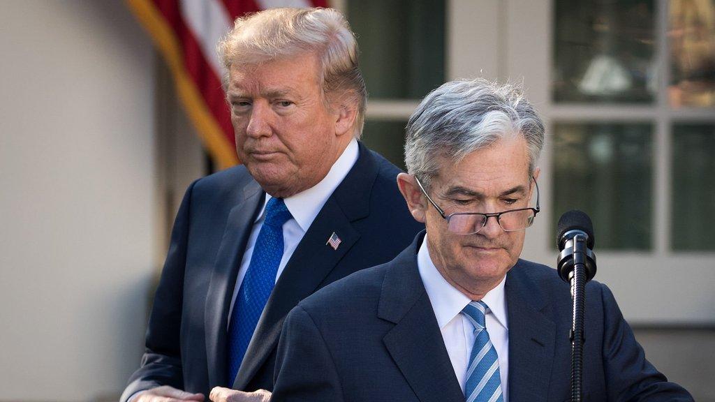 Trump'ın yüksek faiz isyanı