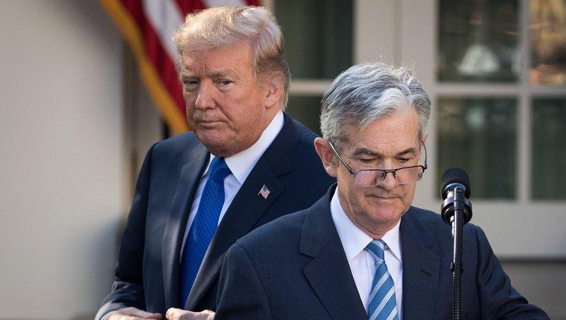 Donald Trump: Fed inatçı çocuk gibi...