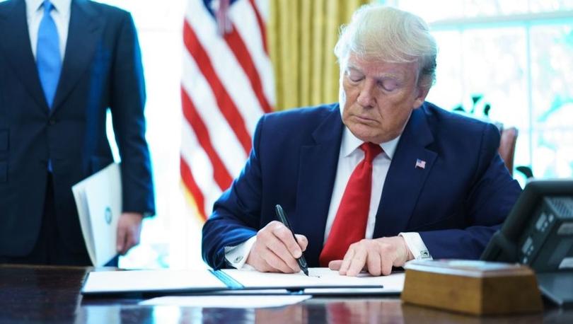 Trump: İran'a yönelik yeni yaptırımlar Ayetullah Ali Hamaney'i de hedef alacak
