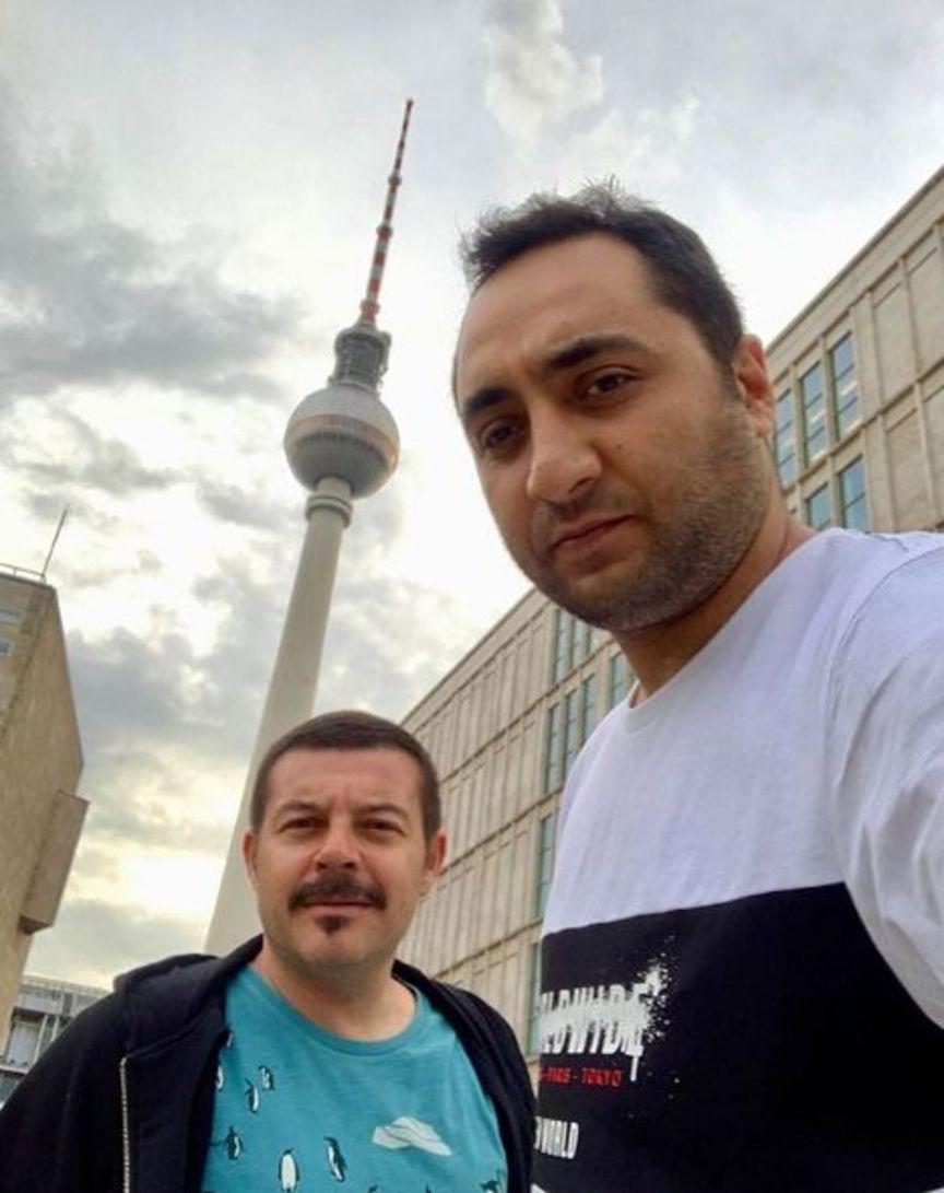 Murat Şeker - Ali Tanrıverdi