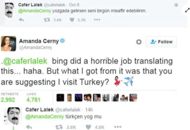 Amanda Cerny, sevgilisiyle çırılçıplak fotoğrafını paylaştı! - Magazin haberleri