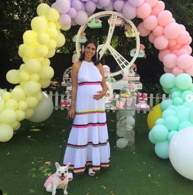Nazlı Kurbanzade'nin Baby Shower'ı - Magazin haberleri