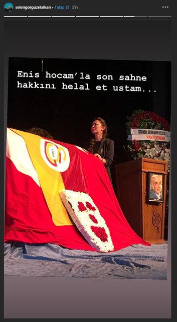 Selen Görgüzel'den şaşkına çeviren fotoğrafa açıklama - Son dakika Magazin haberleri