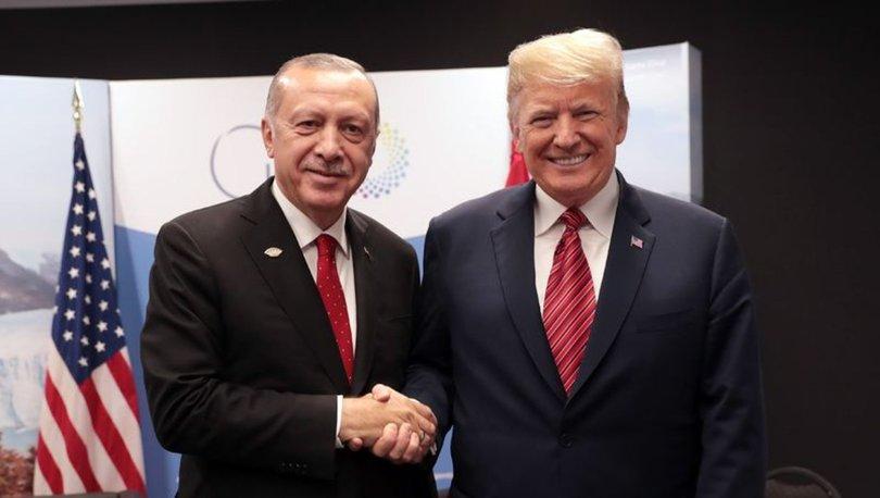 Recep Tayyip Erdoğan, Donald Trump