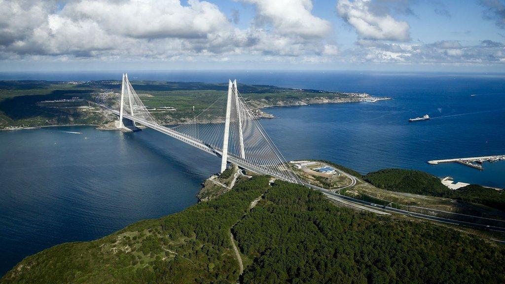 3. köprü için milyarlık ödeme