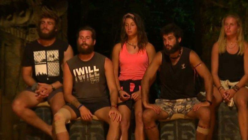Survivor kim elendi, kim gitti? Survivor dokunulmazlık oyunu kim kazandı? 24 Haziran Survivor son bölüm