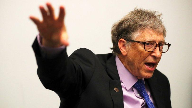 Microsoft'u kurucusu Bill Gates