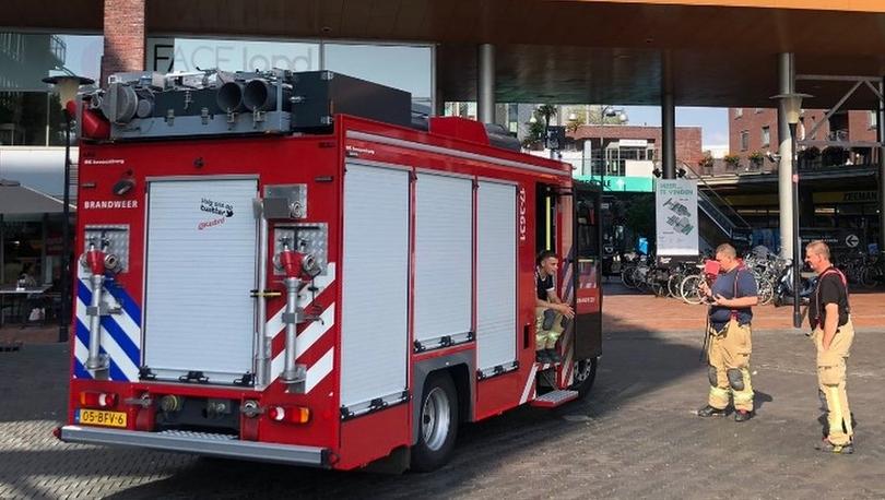 Hollanda'da itfaiye ve ambulansın bağlı olduğu acil servis hatları 4 saat devre dışı kaldı