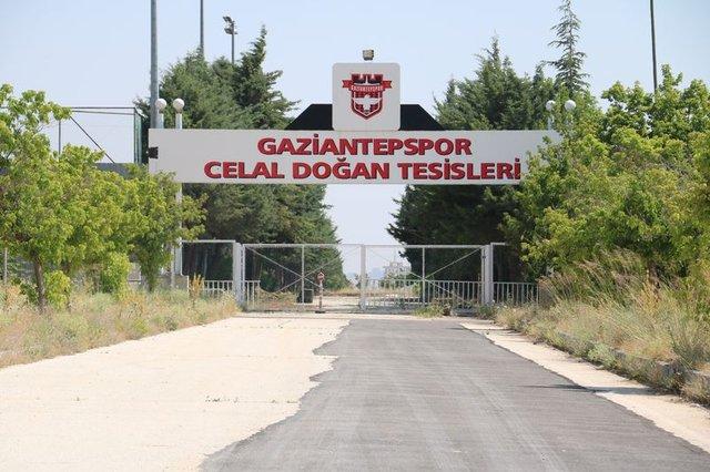 Gaziantepspor Tesisleri'nin son hali görenleri şoke etti!