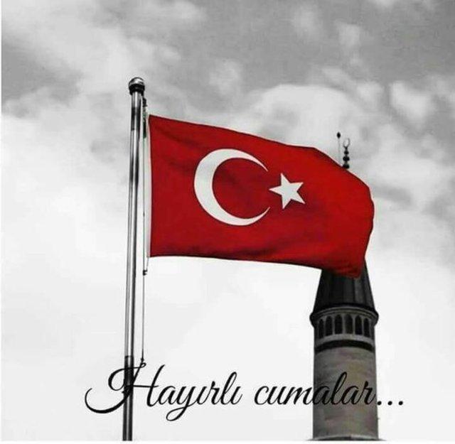 """Cuma mesajları 28 Haziran 2019: En anlamlı, yeni ve Türk bayraklı resimli Cuma sözleri ile """"Hayırlı Cumalar"""" mesajınızı iletin"""