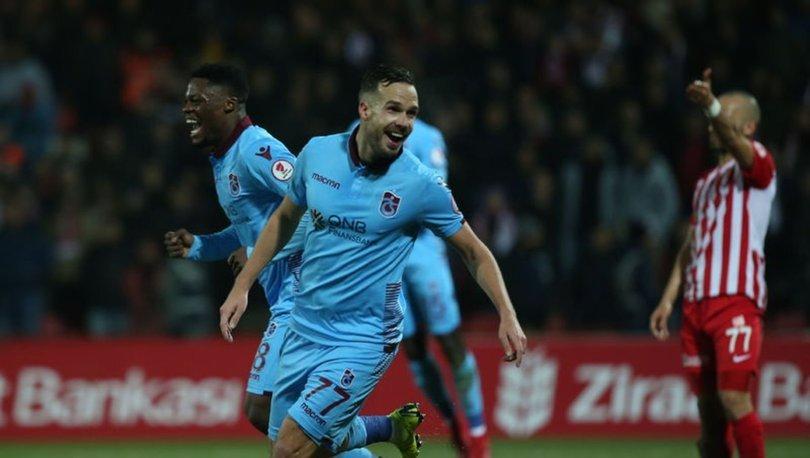 Schalke 04'de Filip Novak ısrarı sürüyor   Trabzonspor haberleri