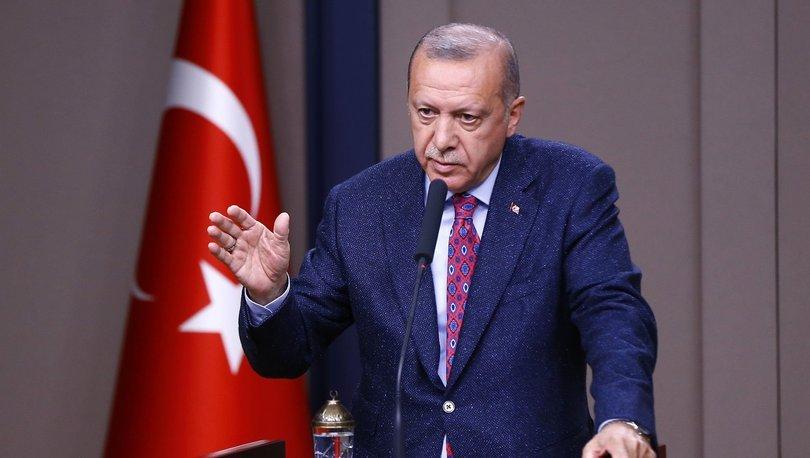 Cumhurbaşkanı Erdoğan'dan kritik F-35 mesajı!