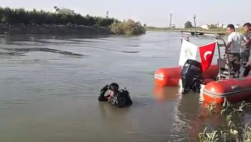 Tarsus'ta suya düşen genç 45 gündür bulunamıyor