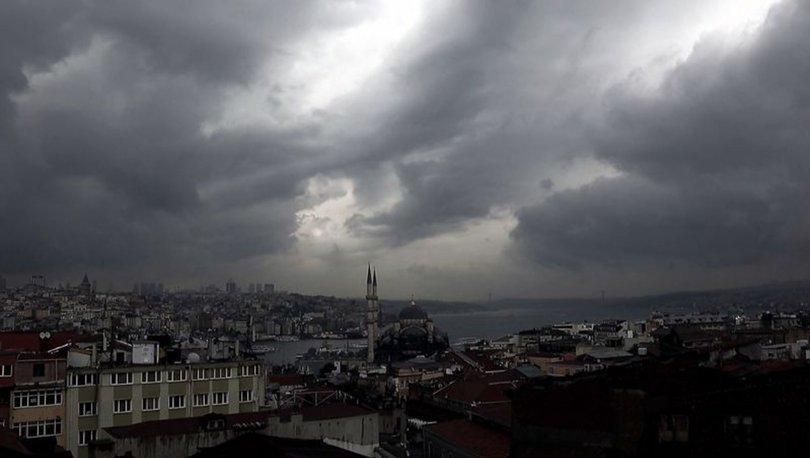 TARİH VERİLDİ! Meteoroloji'den İstanbul için SON DAKİKA uyarı