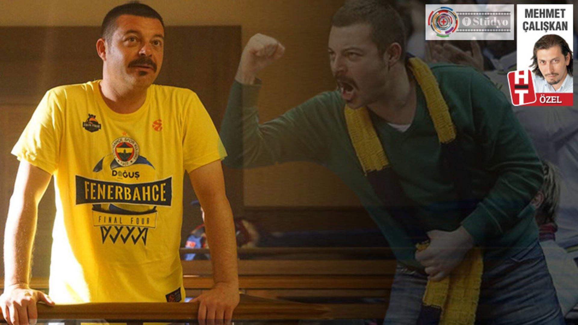Murat Şeker, Fenerbahçe'nin Kuvayı Milliye'ye silah temin ettiği Milli Mücadele'yi 'Ya İstiklal Ya Ölüm' adıyla film haline getiriyor
