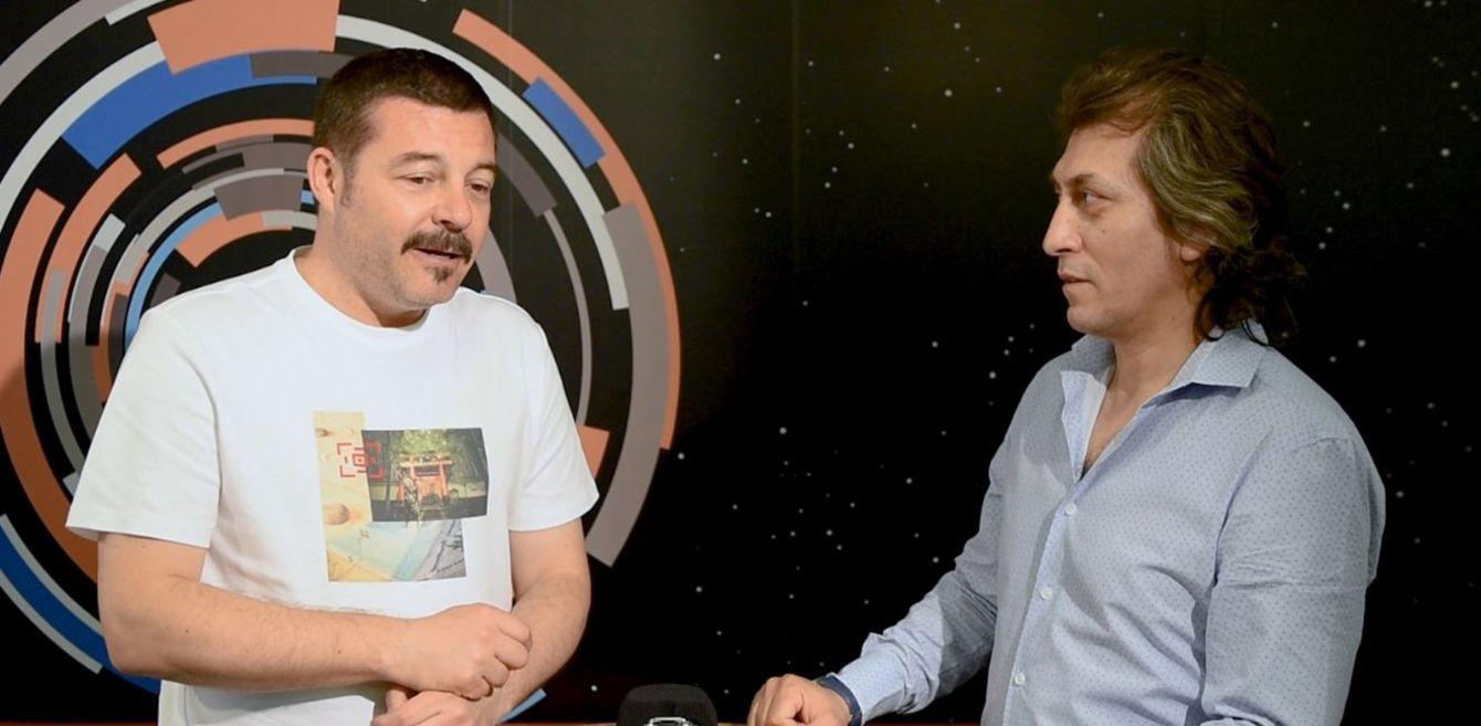 Murat Şeker, Habertürk HT Stüdyo'da Mehmet Çalışkan'ın sorularını cevaplandırdı.