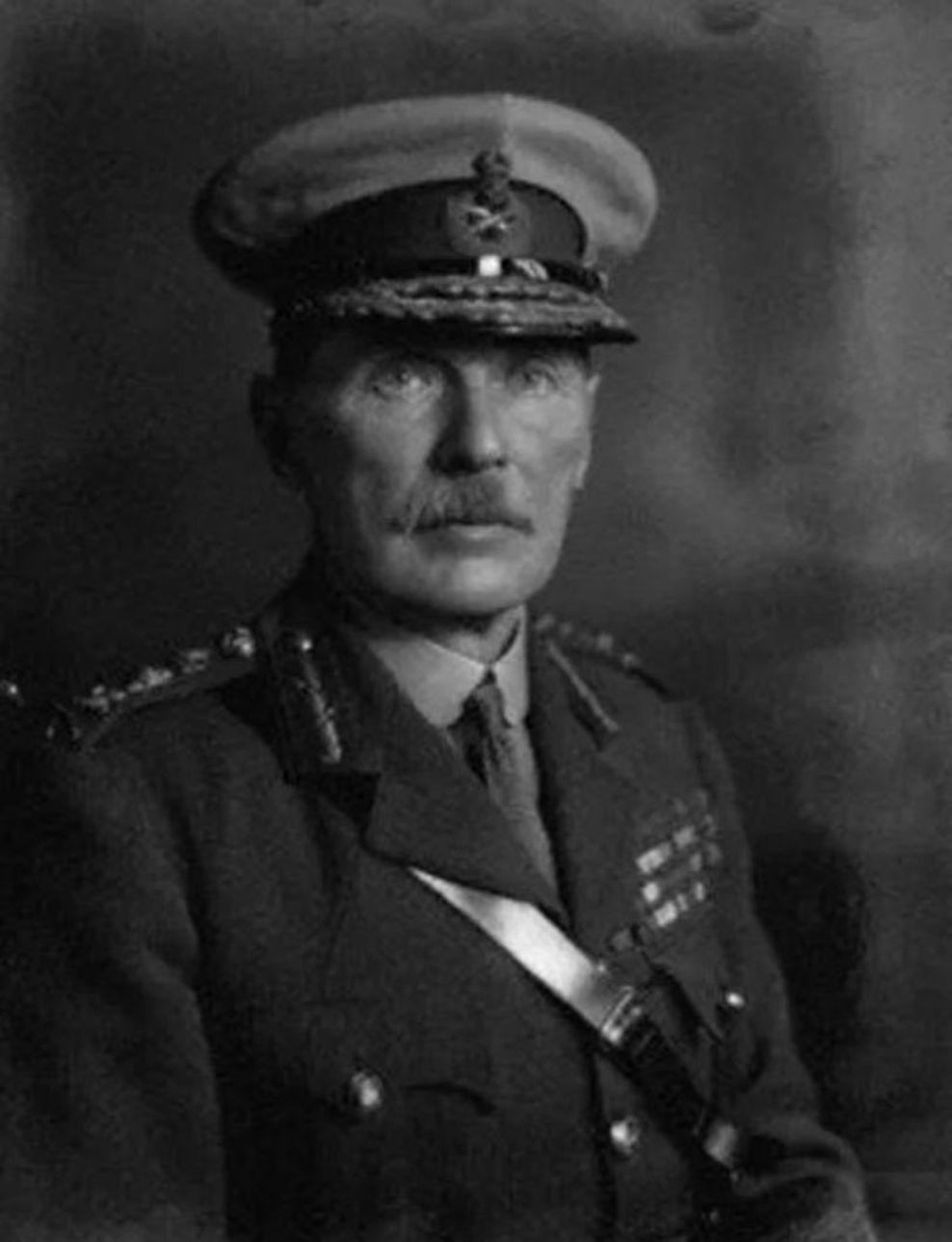 General Charles Harrington