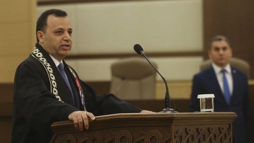 Son dakika haber... AYM Başkanı Zühtü Arslan'dan Osman Kavala kararının gerekçesi