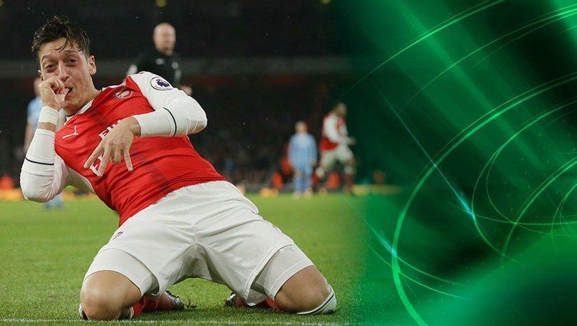 Son dakika Mesut Özil bombası! İtalyan basınından Mesut Özil transferi iddiası