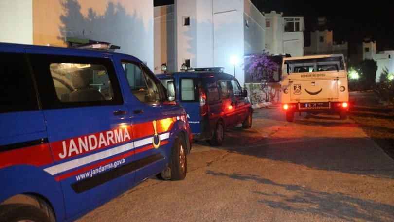 Tatile geldiği Bodrum'da kalbinden bıçaklanarak öldürüldü
