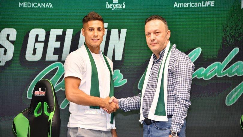 Konyaspor, Alper Uludağ ile anlaştı