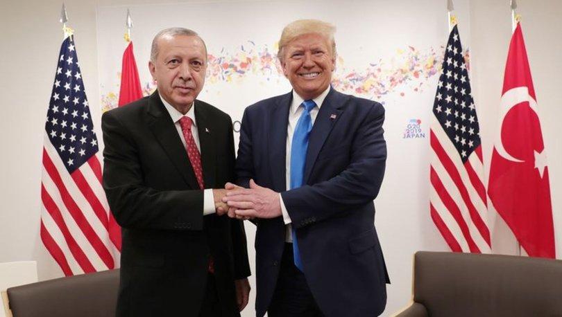 Erdoğan - Trump görüşmesi iş dünyasını mutlu etti